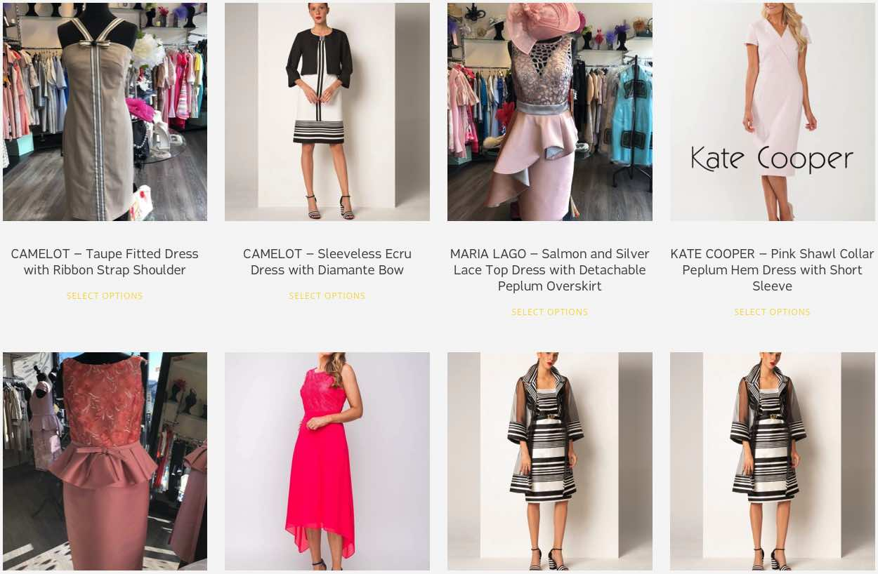 dresses for special occasions