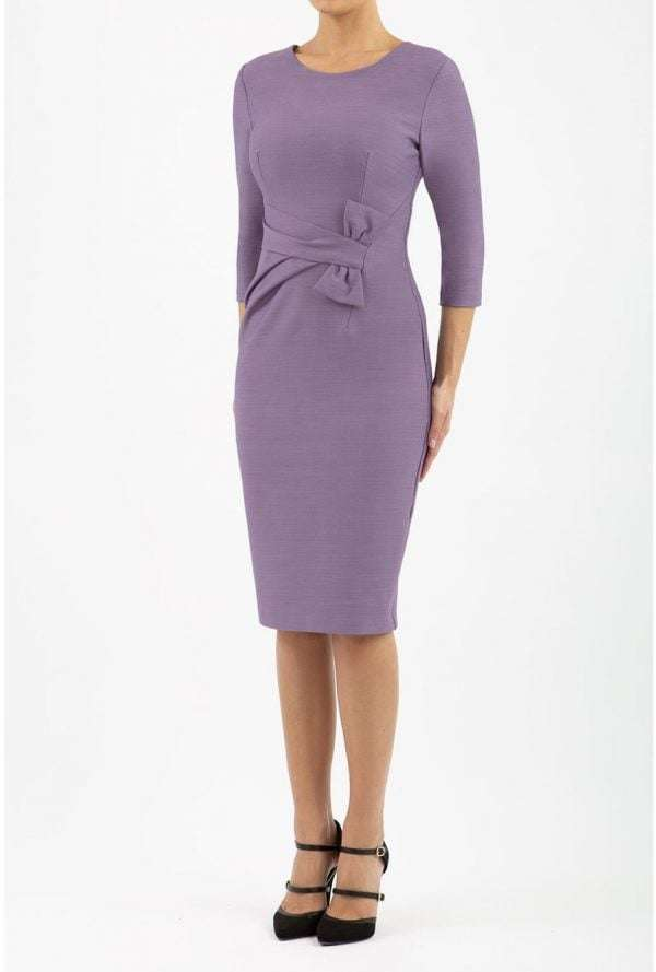 Diva Catwalk - Andante Dress in Dusky Lilac