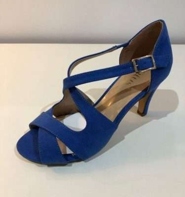 LOTUS - Sadia Cornflower Blue Sandle