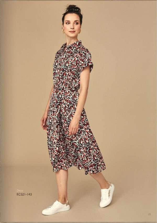 Kate Cooper Multi Print Dress