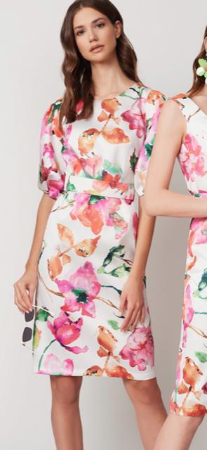 Camelot Tulip Sleeve Dress